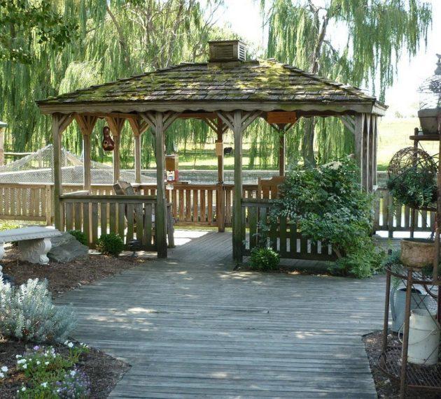 Des pergolas innovantes pour votre jardin