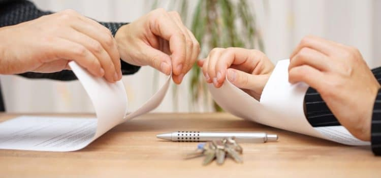 Comment rédiger une lettre pour resilier un bail ?